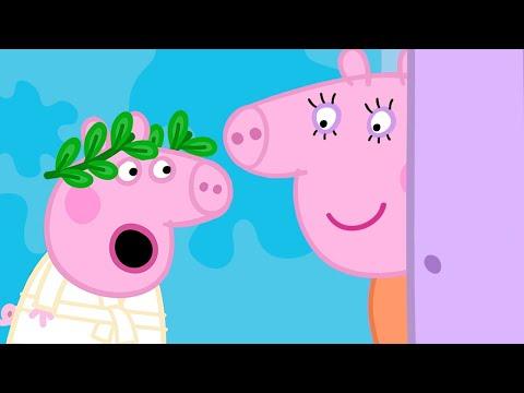 Peppa Pig Full Episodes   Season 7 Compilation 26   Kids TV