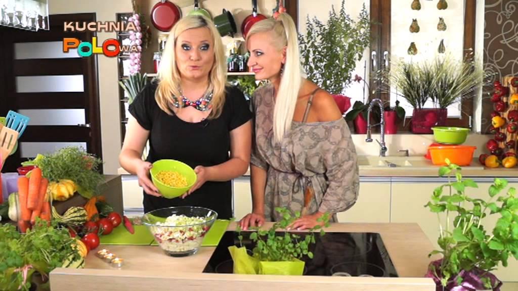 Kuchnia Polowa nr 3 gość Magda Niewińska (Official Video   -> Kuchnia Polowa Polo Tv Rajmund