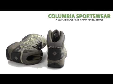 Columbia Sportswear Newton Ridge Plus Camo Hiking Boots - Waterproof (For Men)