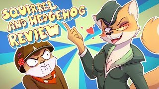 What the HELL is Squirrel and Hedgehog? (The North Korean Propaganda Cartoon) | A Review