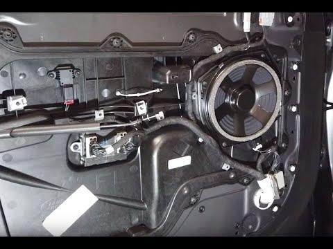 Range Rover Sport L494 Audio System Speaker upgrade SVR Supercharged