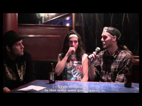Lost Society Interview 2013