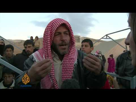 Syrian refugees in Lebanon speak to Al Jazeera