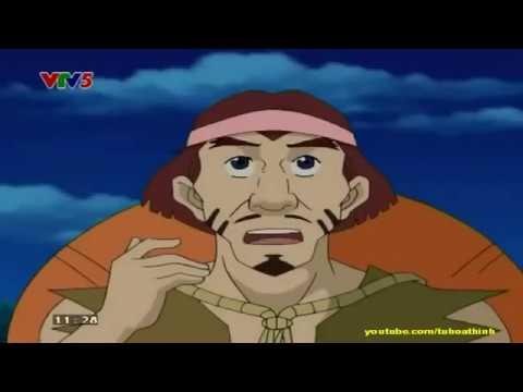 Long thần dũng sĩ tập 17-18-19-20 thuyết minh