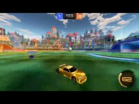 Best goals #1 Rocket League