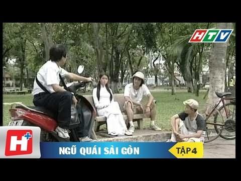 Ngũ quái Sài Gòn - Tập 04 | Phim Hành Động Việt Nam Mới Nhất Hay Nhất 2016