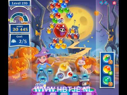 Bubble Witch Saga 2 level 270