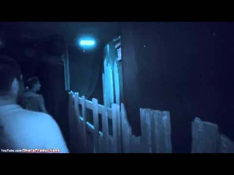 Welcome to Silent Hill (NightVision) Halloween Horror Nights 2012 Universal Studios Hollywood