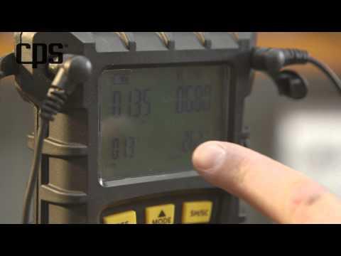 Digitale 4 Wege Monteurhilfe MD100WVHE von CPS