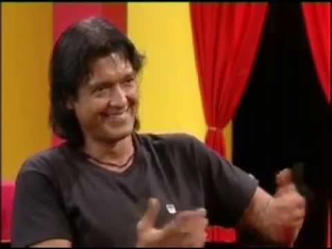 Ujju with Rajesh Hamal