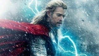 Thor 2 'The Dark World' Official Trailer Part 1 (2013) 【HD