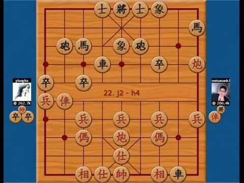 Chung kết giải Trạng cờ Giáp Ngọ lần 2 - trận 1
