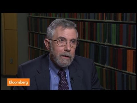 Paul Krugman: Slack in the Economy Is Dangerous