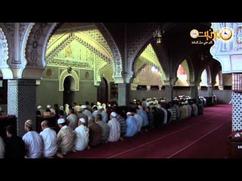صلاة الكسوف بمسجد السنة