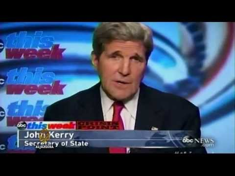 Kerry makes candid Gaza remarks