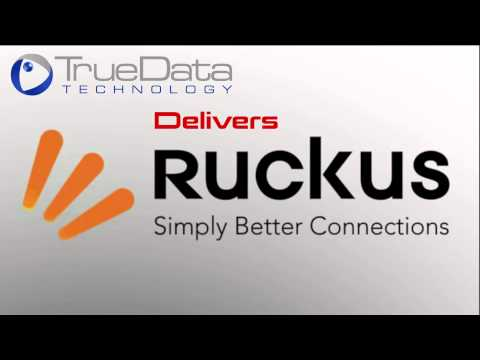 Ruckus Wireless Products @ True Data Technology