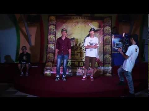 [RHYMES FES 2012] ROUND 2 - YOUNG P (SR-053)