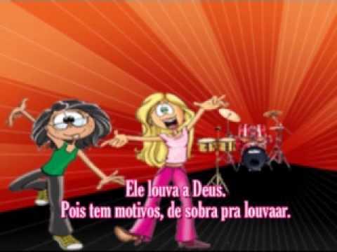 Bruna Karla - Cante Aleluia! - PB - Com letra..avi