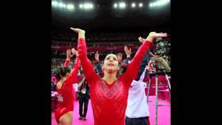 Alexandra Raisman 2011-2012 Floor Music [HD]