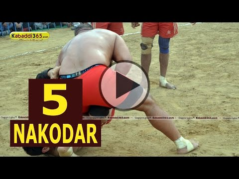 Nakodar  Kabaddi Cup 2 Feb 2015 Part 5 by Kabaddi365.com