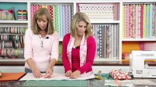 How-to-Quilt Series: Triangle Quilting Blocks By Deonn (3