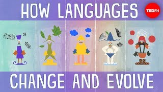 [Exploring How Languages Evolve Will Blow Your Mind!] Video