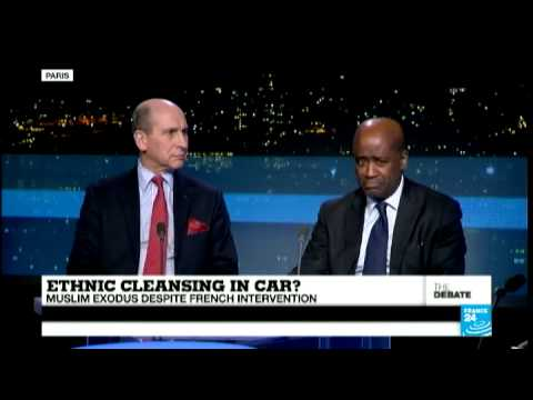 Ethnic Cleansing in CAR? - #F24Debate in a minute