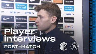 INTER 0-1 NAPOLI | BARELLA + MOSES + BIRAGHI EXCLUSIVE INTERVIEWS