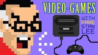 Video Games - Retro Stan's Rants - With Fake Stan Lee