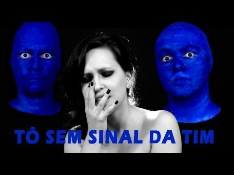 TÔ SEM SINAL DA TIM | Paródia Rihanna - Diamonds
