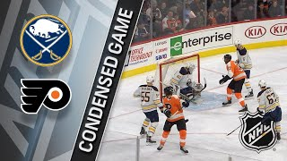 01/07/18 Condensed Game: Sabres @ Flyers