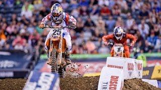 450SX Highlights: East Rutherford - Monster Energy Supercross