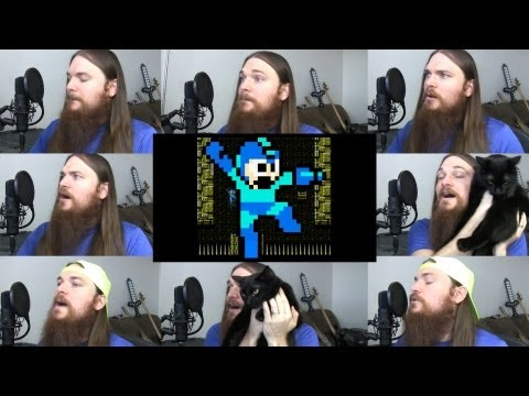 Mega Man 2 - Dr. Wily Stage Acapella