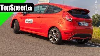 TopSpeed.sk Test: Ford Fiesta ST MK7 (2013)