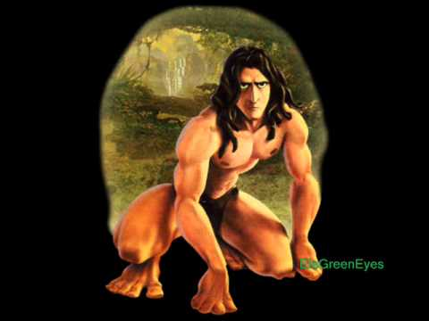 Phill Collins - Figlio di un uomo (Tarzan) con testo -iWp1M3j5Few