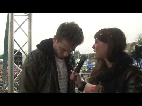Interview exclusive de Bastian Baker au NRJ IN THE PARK