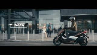 Yamaha X-Max 300 Video
