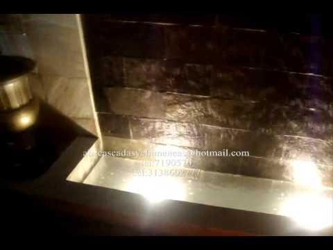 Muro llor n youtube - Chimeneas artificiales ...