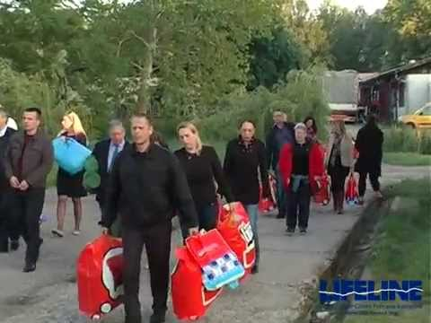 Serbia Floods - May 2014