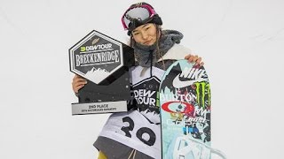 How 16-Year-Old Chloe Kim is Taking Female Snowboarding to New Heights