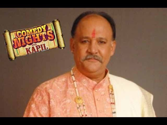Sanskaari Babuji Alok Nath On Kapil Sharma's Comedy Nights With Kapil!