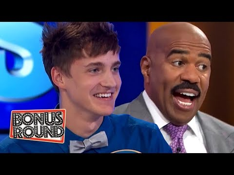 BEST OF NINJA Moments On Family Feud USA!