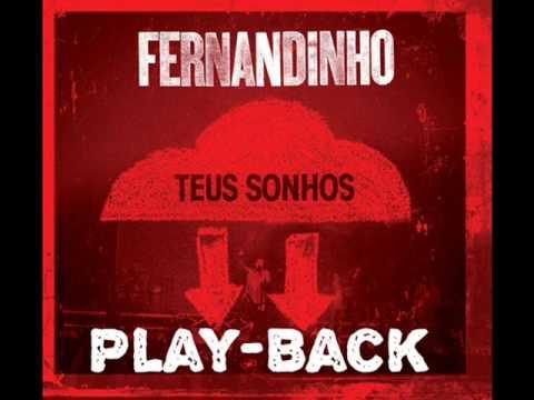 Caia Fogo - (Fernandinho - Teus Sonhos) PLAY BACK OFICIAL