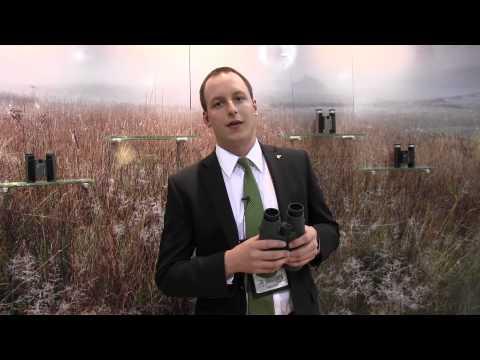 2014 SHOT Show - Swarovski SLC 15x56 binos