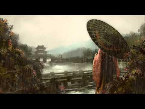 Música chinesa - flauta de bambu