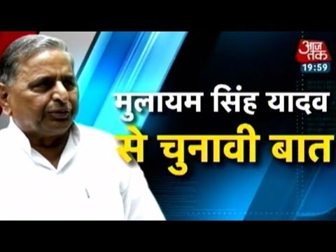 Interview: Mulayam Singh Yadav opens up on 'Modi wave' and more