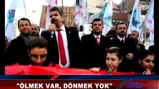 Kıdem Tazminatı Protestosu