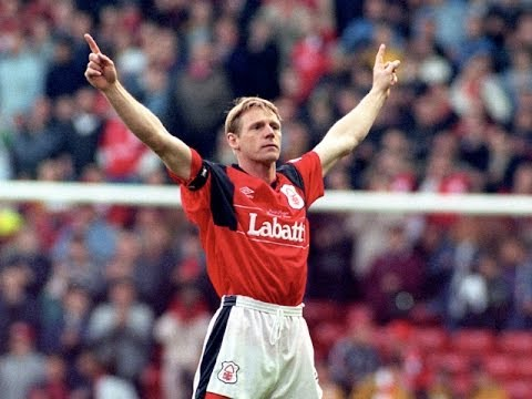 TOP 10: Stuart Pearce Goals for Nottingham Forest