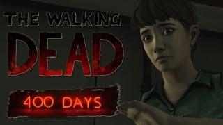The Walking Dead 400 Days Shel