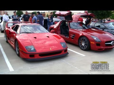Coffee and Cars - Houston, Texas - May 2011